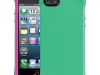 BALLISTIC AP1085-A035 IPhone® 5 Aspira Series Case - Green Pink