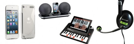 Some interesting accessories for your iPod!