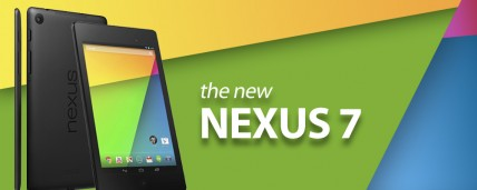 The next generation Nexus 7 is now available with Android 4.3!