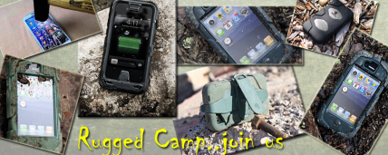 Is your Camping Kit electronically ready?