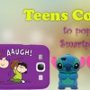 Smartphone accessories for the cool teens !