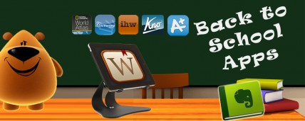 Useful Back to School apps