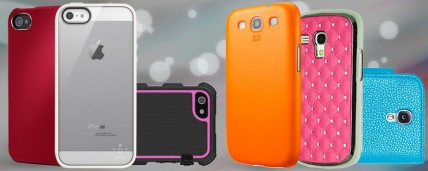 Featured Phone Cases and Covers from Smacktom.com
