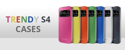 Change in trend of cases from Galaxy S3 to S4!