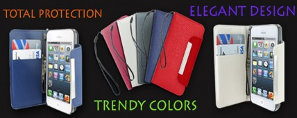 Some important features of Wallet Cases for your Cellphones