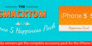 Happy September! Enter to win $700 worth of accessories for your iPhone 5 5S