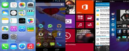 iOS  – Android  – Windows – BlackBerry