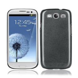 Black TPU Ultra Thin Hard Case Cover For Samsung Galaxy S© 3