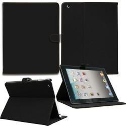 Luxury Leather Smart Case for Apple® ipad mini® Black