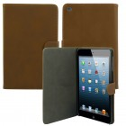 Luxury Leather Smart Case for Apple ipad 2 3 4 Brown
