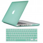 Rubberized Hard Case for MacBook Pro® 13 Ocean Green