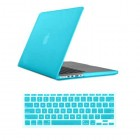 Rubberized Hard Case for MacBook Pro® 15 Retina Tiffany Blue