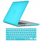 Rubberized Hard Case for MacBook Pro® 13 Retina Tiffany Blue