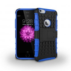 Grenade hybrid two layer case for iPhone® 6 Blue
