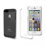 iLuv Crystal Hard Case for Apple® iPhone® 5 5s Clear
