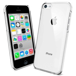 Polycarbonate Hard case for Apple® iPhone® 5c clear
