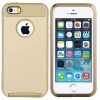 Hybrid Rugged Case for Apple® iPhone® 5S 5 Champagne Gold