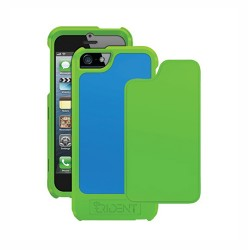 trident  apollo green blue hard case cover for apple® iPhone® 5 5S