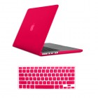 Rubberized Hard Case for MacBook Pro® 15 Retina Hot Pink