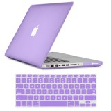 Rubberized Hard Case for MacBook Pro® 13 Purple