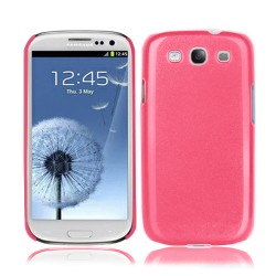 Red TPU Ultra Thin Hard Case Cover For Samsung Galaxy S© 3
