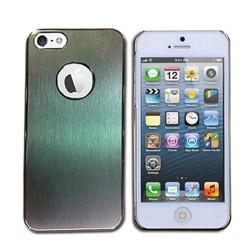 Luxury Chrome Case for Apple® iPhone® 5 5s - Silver