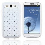 white hard case cover for SAMSUNG Galaxy s©3