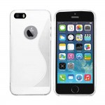 TPU Soft Case for Apple® IPhone® 5 5s White