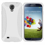 Amzer White Case Cover For Samsung Galaxy S©4