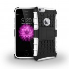 Grenade hybrid two layer case for iPhone® 6 White