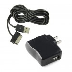 usb data cable wall adapter for SAMSUNG© Galaxy Note® 10.1