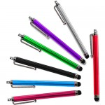 pack of 7 universal stylus for apple® iphone® 5s 5c