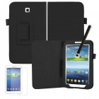 Accessory pack hard case for galaxy tab©3 7 black