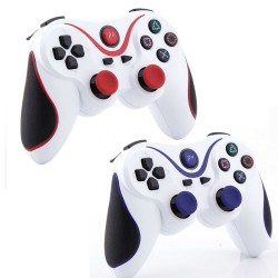Pack of 2 Wireless Bluetooth Game Controller for Sony® Playstation® 3