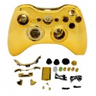 golden controller shell parts for Xbox® 360