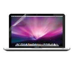for apple® MacBook pro® 15 inch anti glare lcd screen protector - clear