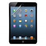 clear anti glare screen protector for apple® ipadmini