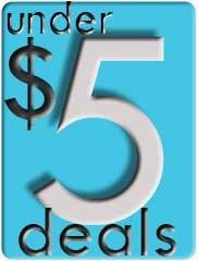 under $5 Deal